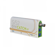 DiviCatch RF-S/S2 - DVB-S/S2 Professional RF Receiver