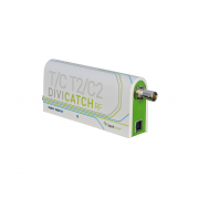 DiviCatch RF-T/C T2/C2 - DVB-T/T2 & DVB-C/C2 Professional RF Receiver