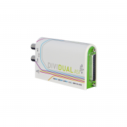 DiviDual ASI+SPI - Baseband TS Analyzer + Recorder + Player