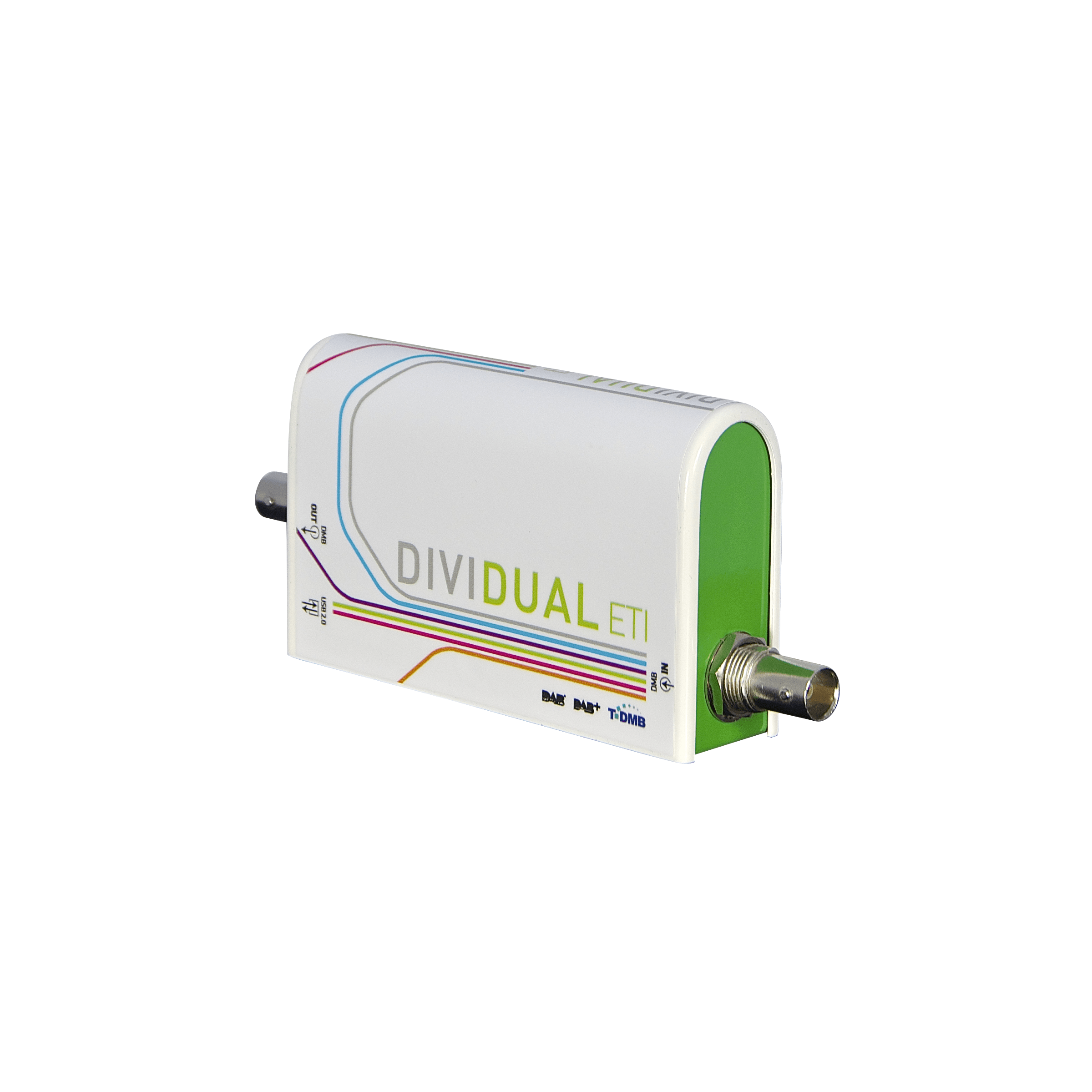 DiviDual ETI – Baseband ETI Recorder & Player
