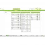 Web GUI - Alarm Overview