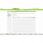 Web GUI - Settings - Alarm Profiles - SFN - DVB-T