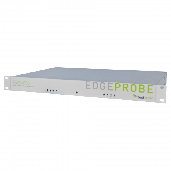 EdgeProbe Advanced - DTV 24/7 Advanced Monitoring