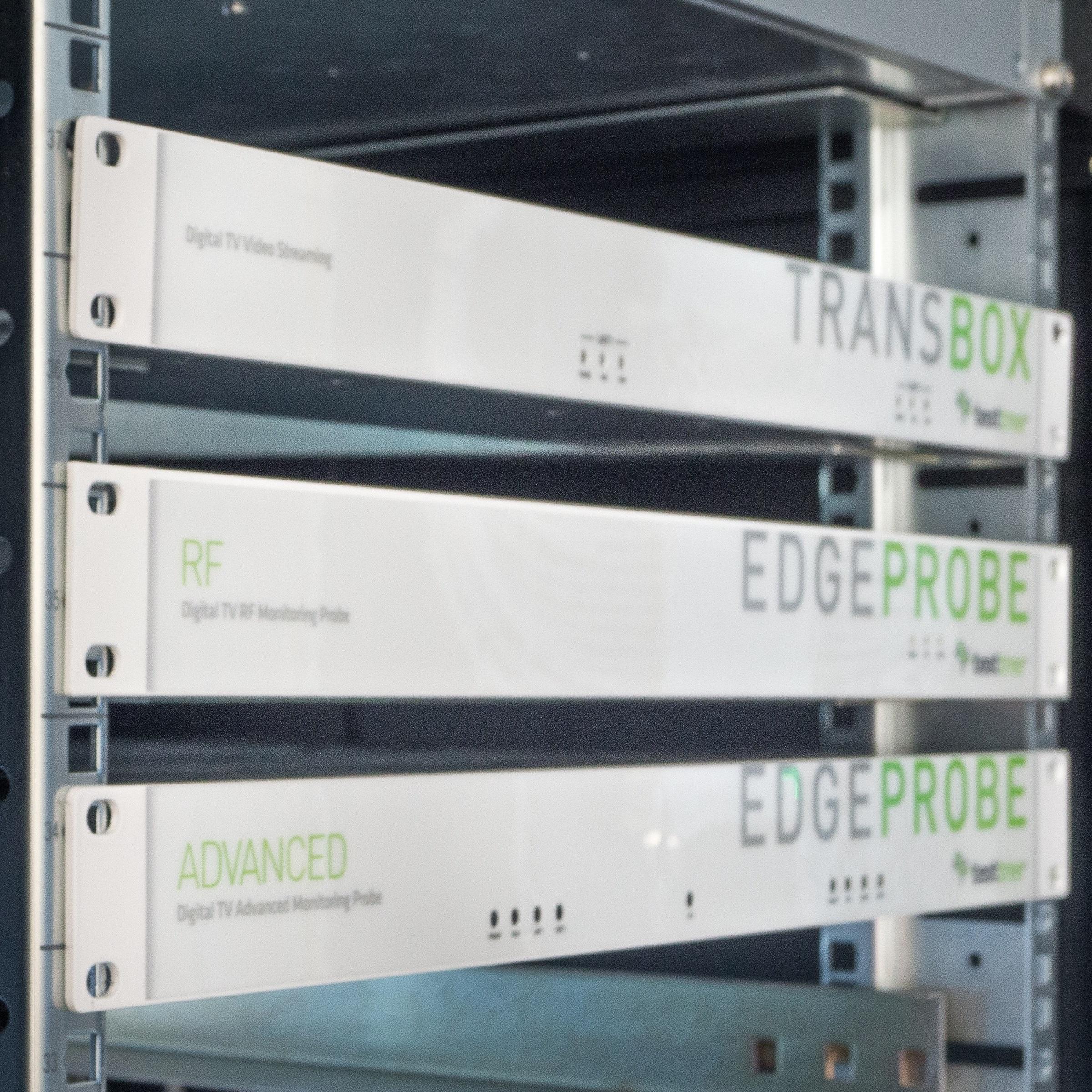 EdgeProbe – DTT & CATV & SAT 24/7 Monitoring Probes