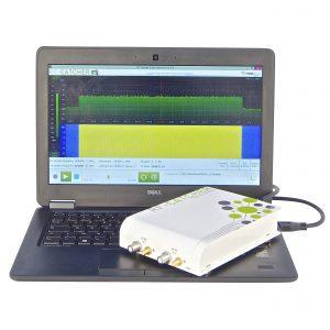 RF Catcher Platform: RF-Catcher with PC running RF-Catcher application