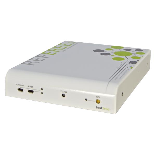 ReFeree II - DVB-T/T2 & DVB-C/C2 RF Measurement Receiver
