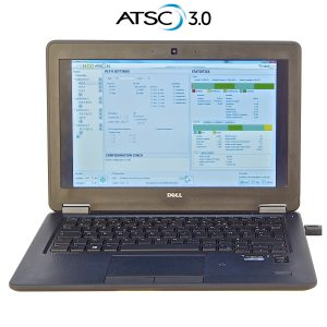 ATSC 3.0 LabMod Application - ATSC 3.0 modulator application for RF-Catcher Platform