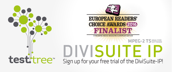 TEST-TREE: 2016 EUROPEAN READERS' CHOICE AWARDS FINALIST