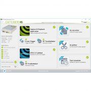 RF-Catcher Application Suite Launcher