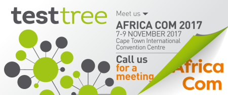 TestTree at AfricaCom 2017