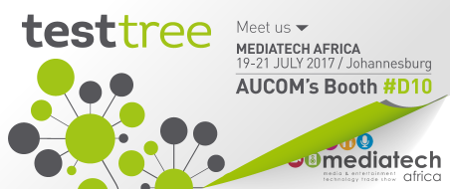 TestTree at MediaTech Africa 2017