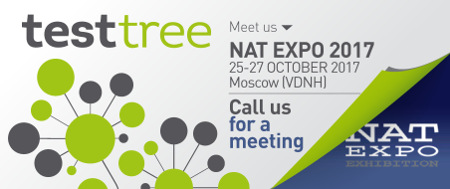 TEST-TREE at NatExpo 2017