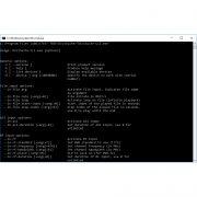 DiviSuite Base Command Line screenshot