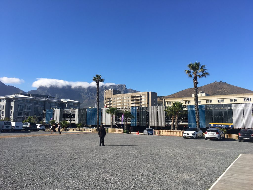 TestTree at Cape Town for SES Industry Day 2017
