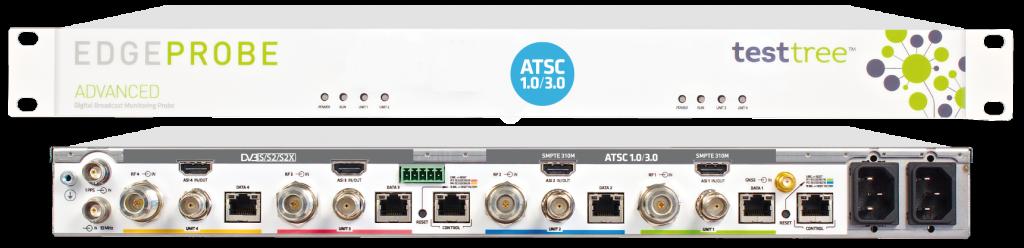 EdgeProbe Advanced Dual Quad ATSC3010