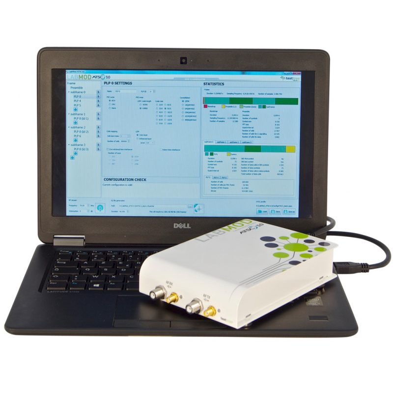 LabMod ATSC with PC