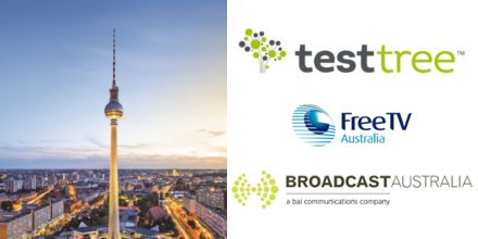 TestTree provides DVB-T2 monitoring solution for Broadcast Australia