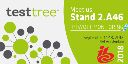 TestTree at IBC 2018