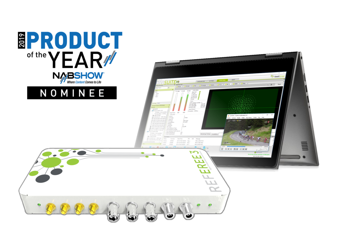 ReFeree 3 with PC - NAB Show Product of the Year